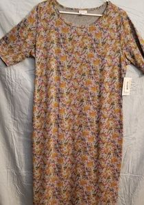 Lularoe Women's Julia Size 2XL NW Tags pic 5 color